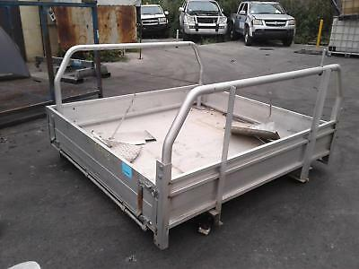 Holden Crewman Ute Back Vy-Vz, Tray Back, Rwd, 10/02-09/07