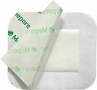 Molnlycke Mepore Adhesive Absorbent Dressing 3.6'' X 12'' 30 Box #671300 ''''