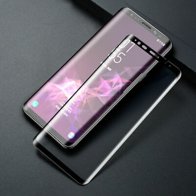 Full Glue Tempered Glass LCD Screen Protector Cover For Samsung Galaxy Note 9