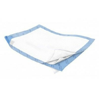 Underpad Wings 30 X 36 Inch Fluff / Polymer Heavy Absorbency 4 Cases of 40