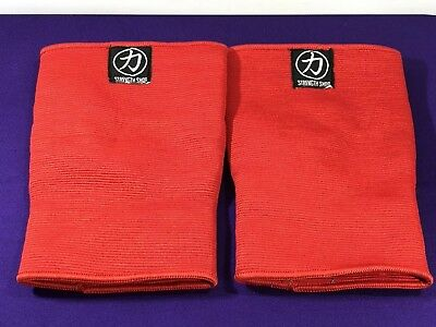bd194aabb1 STRENGTH SHOP THOR Double Ply Knee Sleeves XXL - $42.95 | PicClick