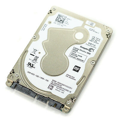"Seagate 500GB 5400 RPM 6Gb/s 16MB 2.5"" Ultrathin Laptop Hard Drive ST500LT032"