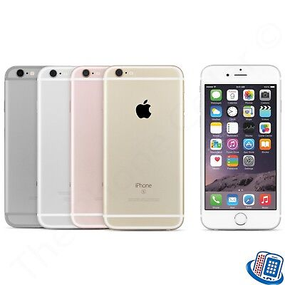 "Apple iPhone 6S Plus 5.5"" 16GB 128GB 4G LTE Factory GSM Unlocked Smartphone"