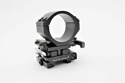 30mm Ring Flip to Side QD Scope Mount 20mm for AP ET Magnifier Hunting New