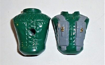 GI Joe Body Part 1989 Aero-Viper          Torso           C8.5 Very Good