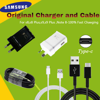 Samsung Original Type-C Data Sync Fast Charger Charging Cable Cord For Galaxy S8