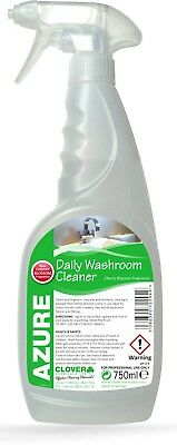 Clover Azure Cherry Daily Washroom Cleaner (6x750ml)