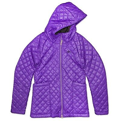 ADIDAS ORIGINALS LADIES Autumn Longjacket Quilted Coat