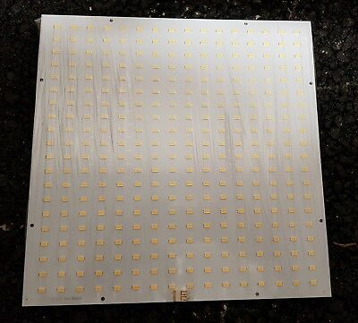 Quantum Board 3000K - 320 leds Samsung LM651C - Led grow light