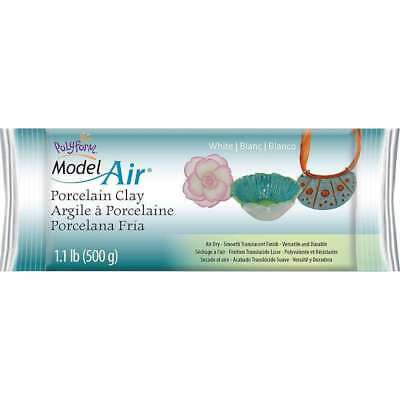 Model Air Porcelain Clay 1.1lb-White -  BEST VALUE IN EUROPE