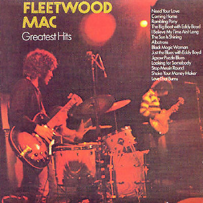 Fleetwood Mac - Greatest Hits CD