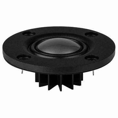 "Dayton Audio NHP25Ti-4 1"" Titanium Dome High Power Neodymium Tweeter 4 Ohm"