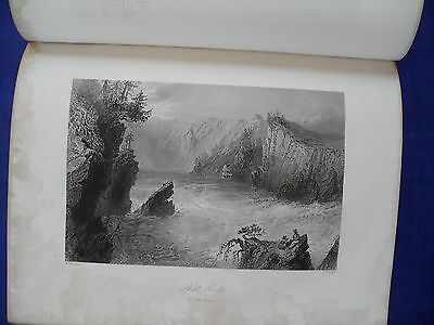 CANADIAN SCENERY 1 & 2 Willis 1842  views of Canada FREEPOST
