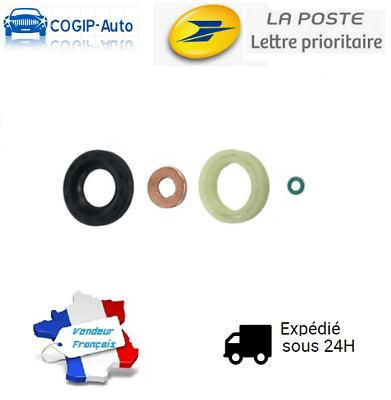 Kit complet Joint Injecteur Peugeot Citroën  Ford 1.6 Hdi Tdci Montage BOSCH