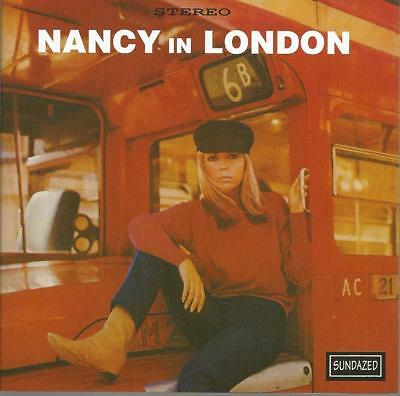 1966 Cl Ic Pop Rare Cd Nancy Sinatra Nancy In London 1995 Sundazed