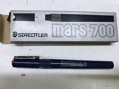 Penna A China Staedtler Marsmatic 700 Punta 0,18  Nuova In Scatola Originale