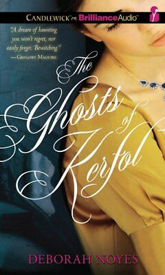 AUDIO BOOK on CDs Eyre, Justine : The Ghosts of Kerfol CD FREE Shipping!!