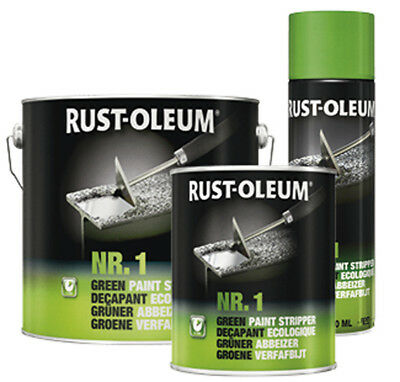 Rust Oleum Verde Color Removedor Pintura Stripper