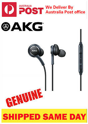 Genuine Samsung AKG Earphones for S8 Note 8 S9 Galaxy Mic Headset Headphones