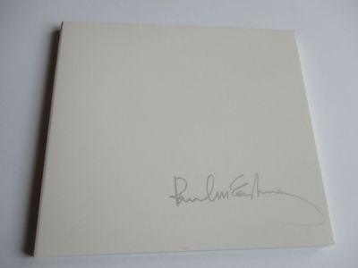 Paul McCartney From a Lover to Friend CD Single 1-Track Promo Only Digipak NEW