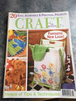 20 Easy. Achievable & Practical Projects Craft & Decorating Magazine