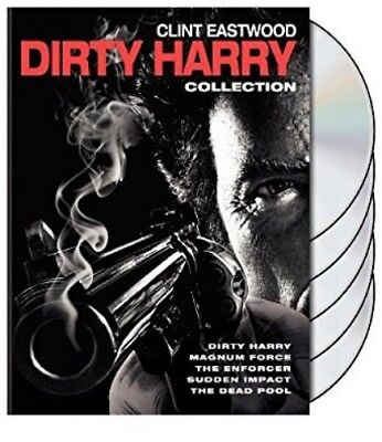 Dirty Harry Collection DVD NEW