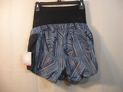 NWT a:glow Multicolor Active Maternity Shorts Style WM81X007RP