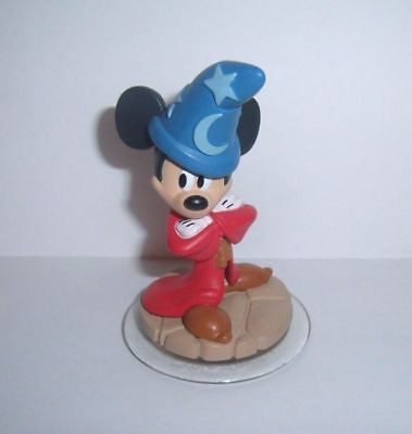 DISNEY INFINITY Sorcerer Mickey Figure Character Buy4get1Free Game Piece 1.0 2.0