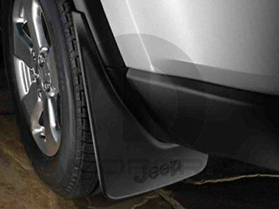 Husky Custom Fit Front /& Rear Mud Guards For 2014-2018 Jeep Grand Cherokee