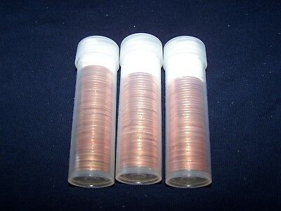 1959-2019 COMPLETE UNCIRCULATED LINCOLN CENT SET with BU 1960-D small Date Cent