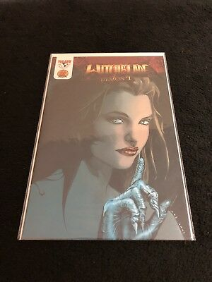 WITCHBLADE DEMON #1 DF COVER C-1000-COA-NM/M Dynamic Forces