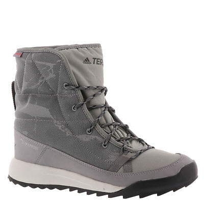 super popular fb4c8 95334 Athleta  Adidas Terrex  Choleah Padded Climaproof Winter Boot, Grey Grey  SIZE 8