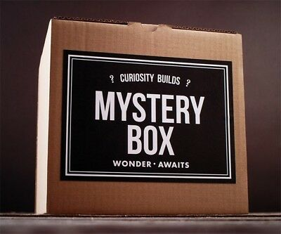 Mysteries Box (1/25 Boxes include a $50 Dollar Bill) Brand New Items