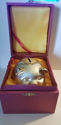 NIB Lucky Year of Pig Bank We Wish You Wealth and Success 25 OZ.