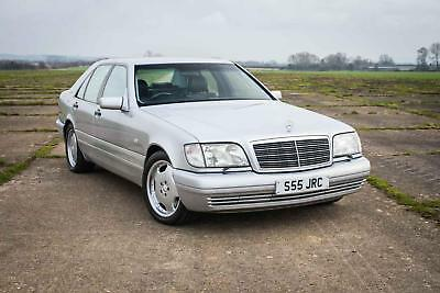 1999 Mercedes-Benz W140 S280 - 68k Miles / FSH / Heated Seats / Superb Drive
