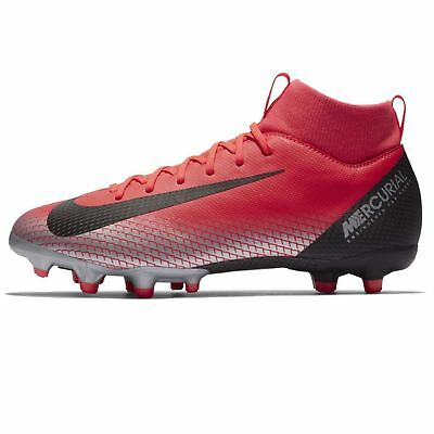 buy popular 8ee62 7b624 Nike Mercurial Superfly Academy CR7 Godasses de Football Fg Juniors Rouge