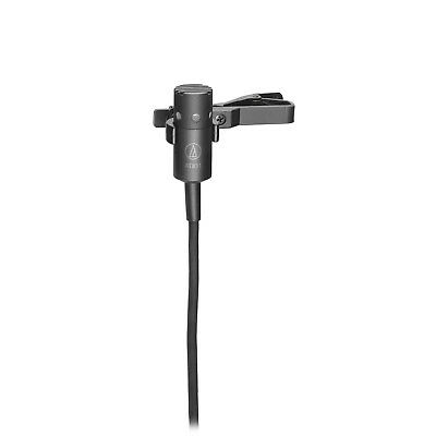 Audio Technica AT831b Cardioid Condenser Lavalier Microphone AT 831b Mic