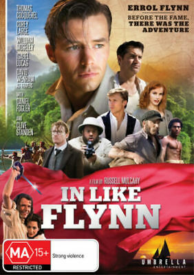 In Like Flynn  Dvd Region 4  New And Sealed