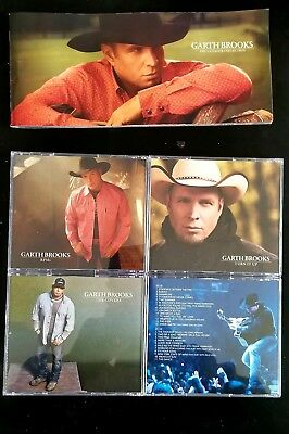 Garth Brooks: The Ultimate Collection 8 Disc Disk CD Set