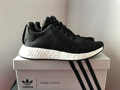 finest selection ab009 ae49b ADIDAS NMD R2 Wings & Horns PK Primeknit Limited Sneaker Neu CP9550