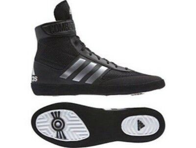 Adidas Combat Speed 5 Wrestling Boots Adult Boxing Shoes Mens Womens Trainers