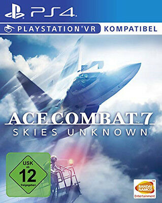 Ace Combat 7 Skies Unknown - PS4 Playstation 4 Spiel - NEU OVP