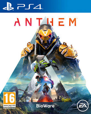 Anthem -Deutsch- OVP  (PS4)