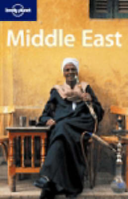 Middle East (Lonely Planet Country Guides), Mayhew, Bradley,Maxwell, Virginia,Go