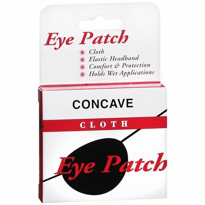 John G. Kyles Eye Patch Concave - 1 EA (2 Packs)