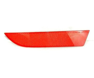 Seat Leon Fr + Cupra 2006-2012 Rear Bumper Reflector Lens Light N/S Left
