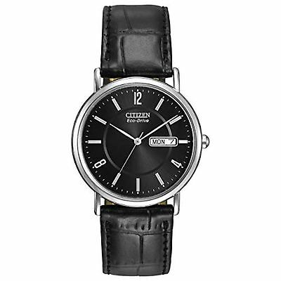 Citizen BM8240-03E Men's Eco-Drive Black Eco-Drive Watch