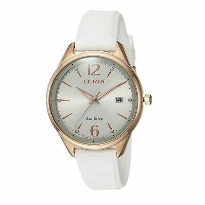 Citizen FE6103-00A Women's Chandler  Silver Eco-Drive Watch
