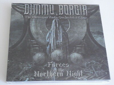 Dimmu Borgir - Forces of the Northern Night (2CD) Brand New, Sealed, Digi-Pack