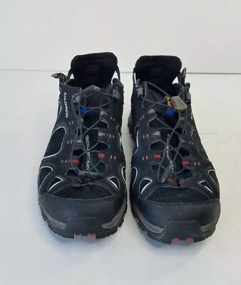 fb07a1251761 Salomon Tech-Amphibian 3 Water Sport Hiking Trail River Shoes Mens Sz 11